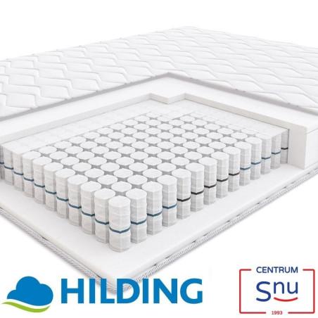 Hilding Step materac sprężynowy z pianką flexifoam