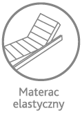 materac elastyczny