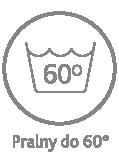 pralny w temp. 60 stopni