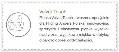 pianka Velvet Touch